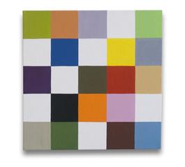 Seven Square (White)