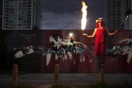 Lister (Australia), Miami 2013