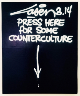 Press Here For Some Counterculture