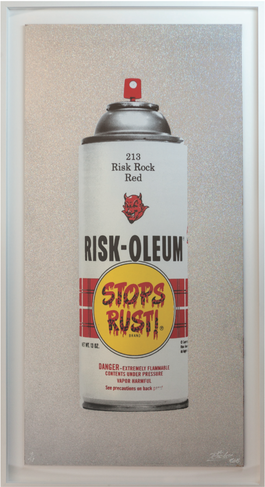 Metalic Riskoleum Silver