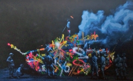 Martin Whatson & Rome Couch: Bombed