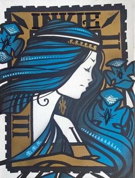 Hiawatha Blue