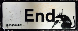Sign: End