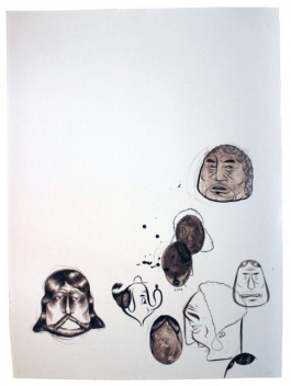 Untitled (Multiple Drawings)