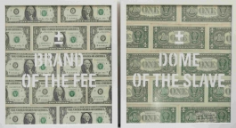 BRAND OF THE FEE ± DOME OF THE SLAVE (Diptych)