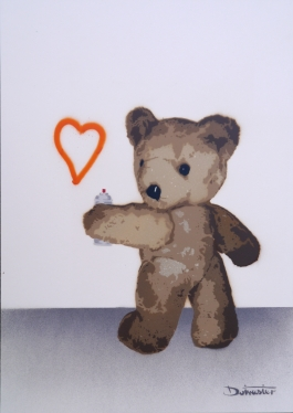 Toy Love: Teddy