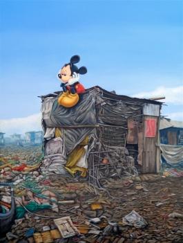 Mickey Slum Landfill Series: Two