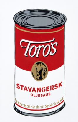 Toros- Stavangers Oljesaus