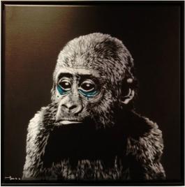 Portret 3 (Gorilla)