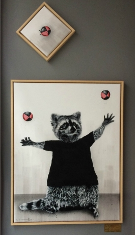 Juggler (Raccoon)