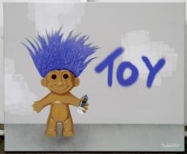 Troll Toy