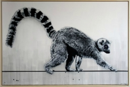 Linedancer 2 (Ring-Tailed Lemur)