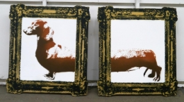 Sizzles (Diptych)