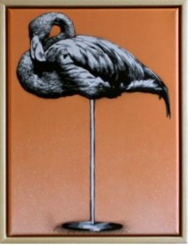 Balance (American Flamingo)