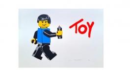 Lego Toy (Print)