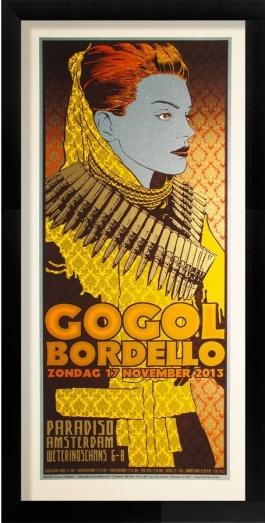 Gogol Bordello, Paradiso Amsterdam
