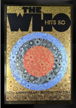 The Who, 50th Anniversary British Tour