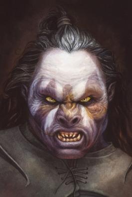 The Uruk-hai (Lurtz)