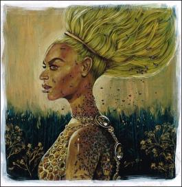 Honey B (inspired by Beyonce)