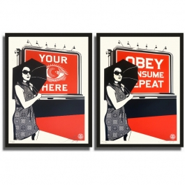 Obey Billboard Set (2008)