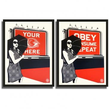 Obey Billboard Set (2008)