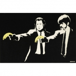 Pulp Fiction (unsigned)