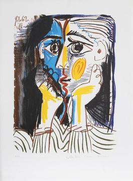 Visage, 1962