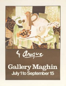 Gallery Maghin Braque Exhibition