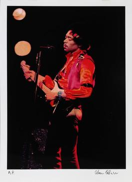 Jimi Hendrix, The Fillmore East First Show 12/31/69