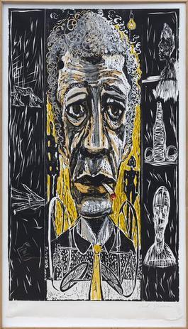 The Existentialist (Alberto Giacometti)