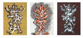 Tree of Life (Portfolio of Three)