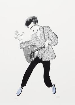 Elvis Presley, Blue Suede Shoes