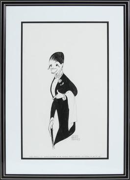 Liza Minnelli after Victor/Victoria