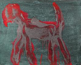 Dog Painting 11
