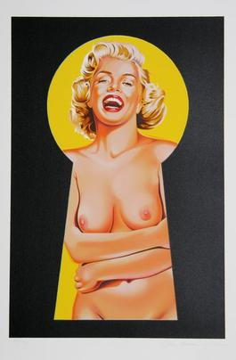 Peek a Boo Marilyn 3