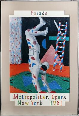 Parade, Metropolitan Opera