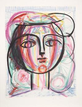 Tete de Femme, 1946