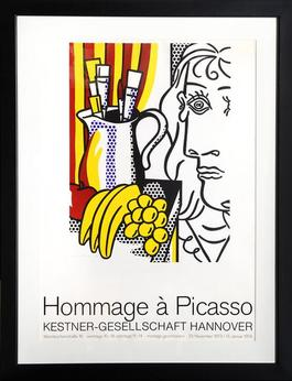 Hommage a Picasso - Kestner-Gesellschaft Hannover