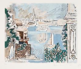 Paysage de Dinard, 1922