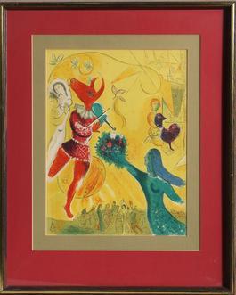 La Danse and Le Cirque from Derriere le Miroir