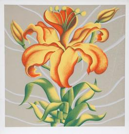Untitled 11 (Yellow Flower)