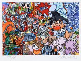 Le Petit Manga Picasso