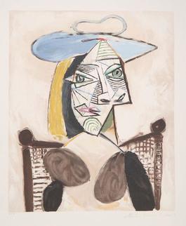 Femme au Fauteuil Canne, 1939