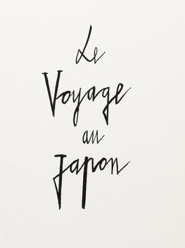 Le Voyage au Japon