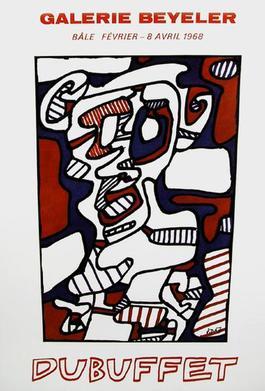 Galerie Beyeler 1968