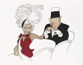 """W.C. Fields and Mae West: My Little Chickadee"""