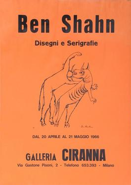 Gallery Ciranna Poster