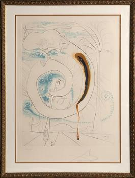 Le cercle visceral du Cosmos from La Conquete du Cosmos
