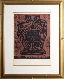 Exposition Ceramique, Vallauris 1959