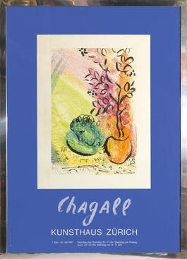 Chagall at Kunsthaus Zurich
